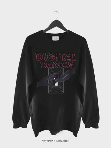 DIGITAL DANCE TEE - Billy Bones Club X Untitled Group Collab