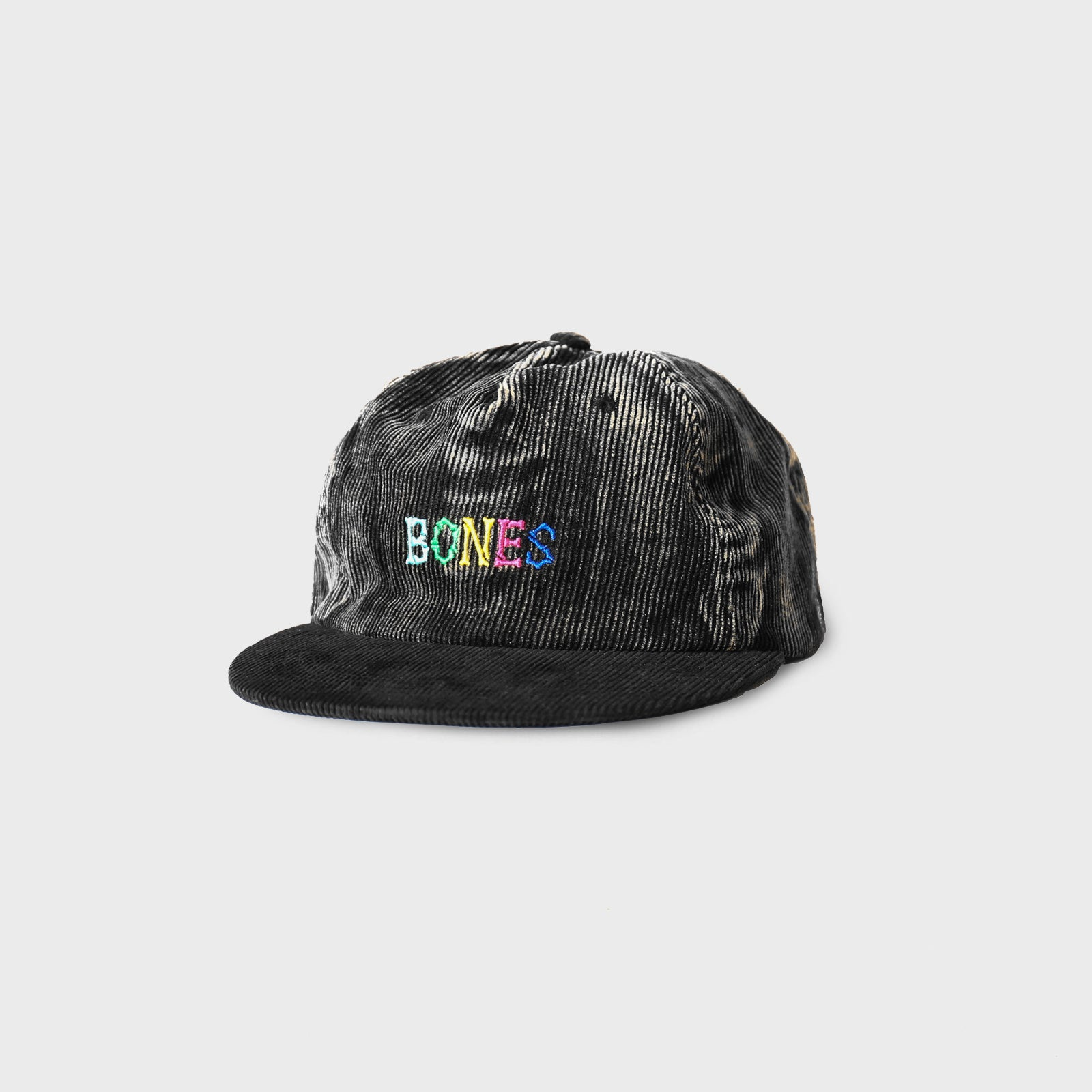 Bones Club Dad Hat - Corduroy Stripe