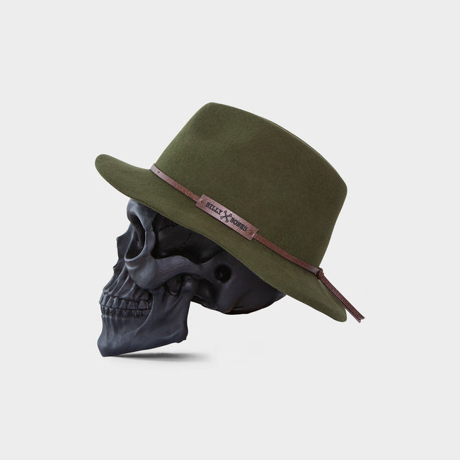 Jungle Boogie Fedora