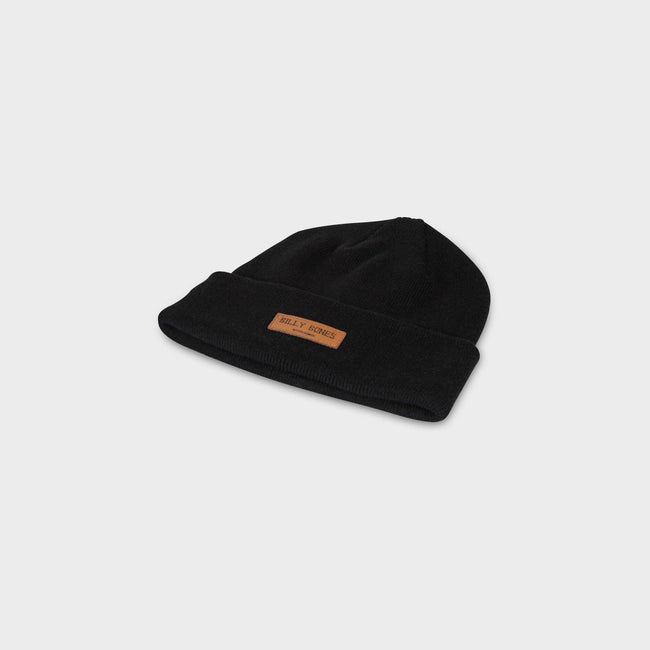 Black is Back - Standard Fit Beanie