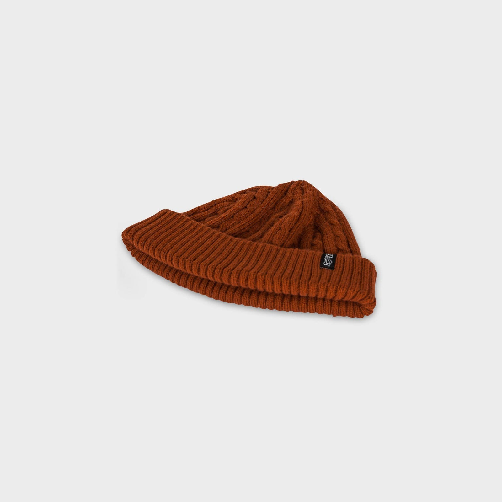 Fitzroy - Fisherman Knit Beanie