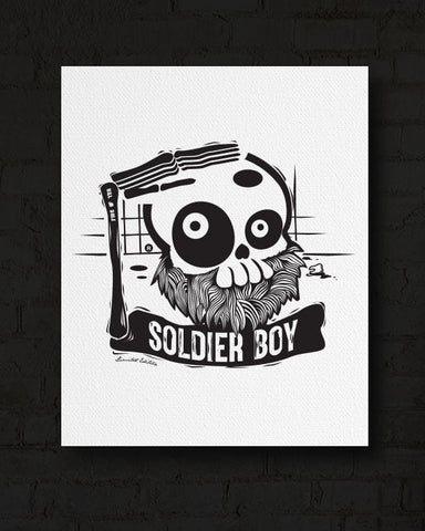 Soldierboy Canvas - 5 of 10