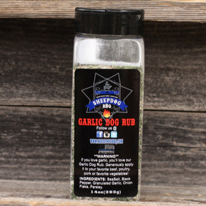 Garlic Dog Rub (14 oz)