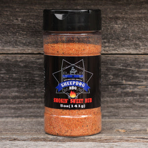 Smokin' Sweet BBQ Rub (5 oz)