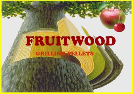 Fruitwood Blend (20 lb Only)