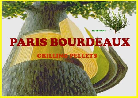Paris Bourdeaux (20 lb)