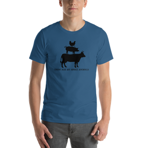 """Spirit Animal"" Short-Sleeve Unisex T-Shirt"