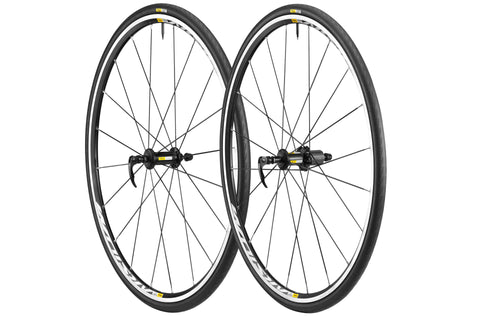 Mavic Aksium Elite Wheel System