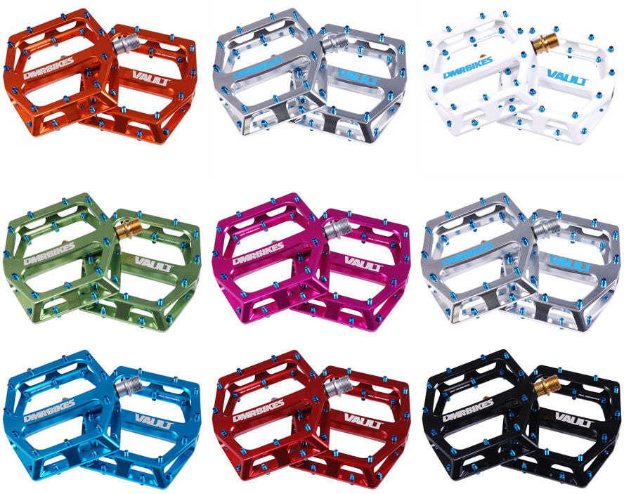 DMR Vault Flat Pedals – Palace Cycles