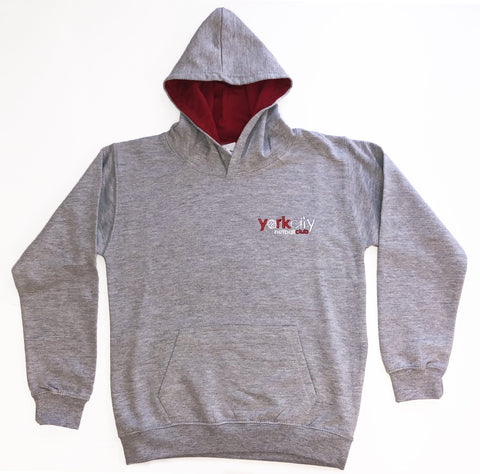 York City Netball Club Junior Hoodie