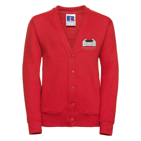 Dringhouses Primary School Cardigan