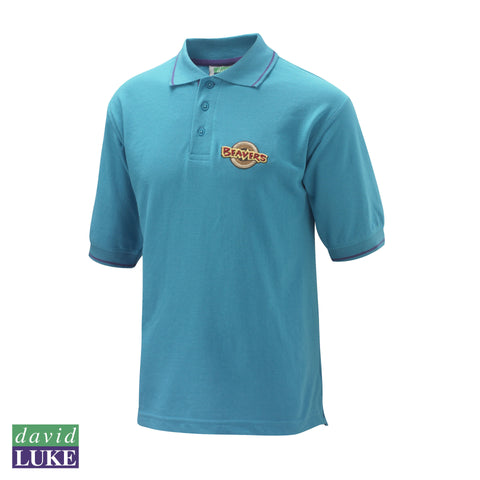 Beavers Tipped Poloshirt