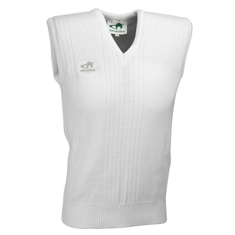 Mens V-Neck Ribbed Slipover