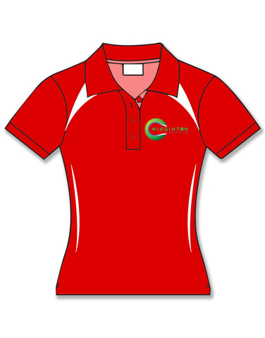 S177F Spiro Ladies' Team Spirit Polo Shirt