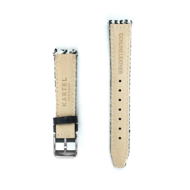 Waverley Merino Wool Strap - 16mm Width Watch Strap - Kartel Scotland