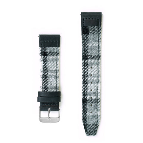 Ceilidh Lambswool Watch Strap - 20mm Width Watch Strap - Kartel Scotland