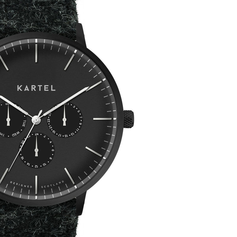 KT-Cuillin 43mm-BBCHT Watch - Kartel Scotland