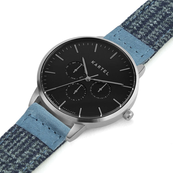 KT-Cuillin 43mm-SBFB Watch - Kartel Scotland