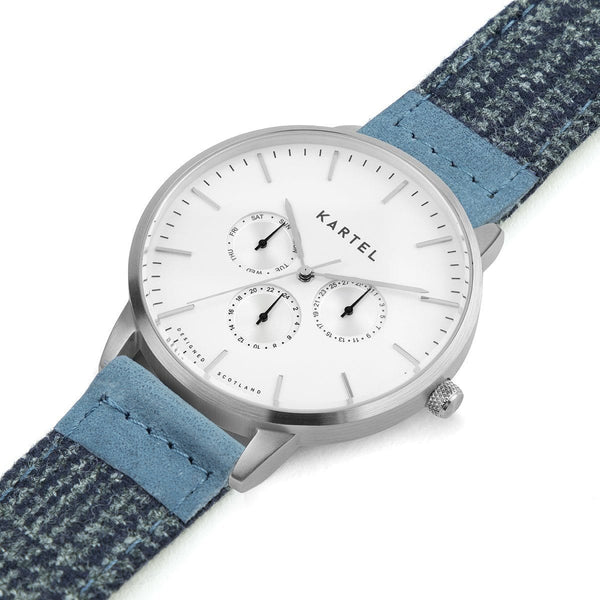 KT-Cuillin 43mm-SWFB Watch - Kartel Scotland