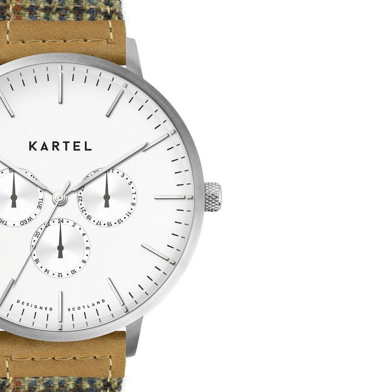 KT-Cuillin 43mm-SWTRC Watch - Kartel Scotland