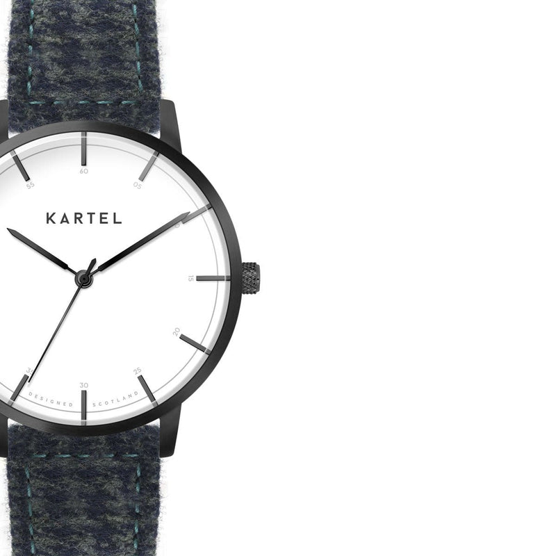 KT-Isla 34mm-GWFBM Watch - Kartel Scotland