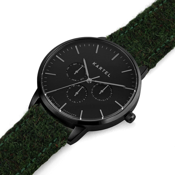 KT-Cuillin 43mm-BBGHT Watch - Kartel Scotland