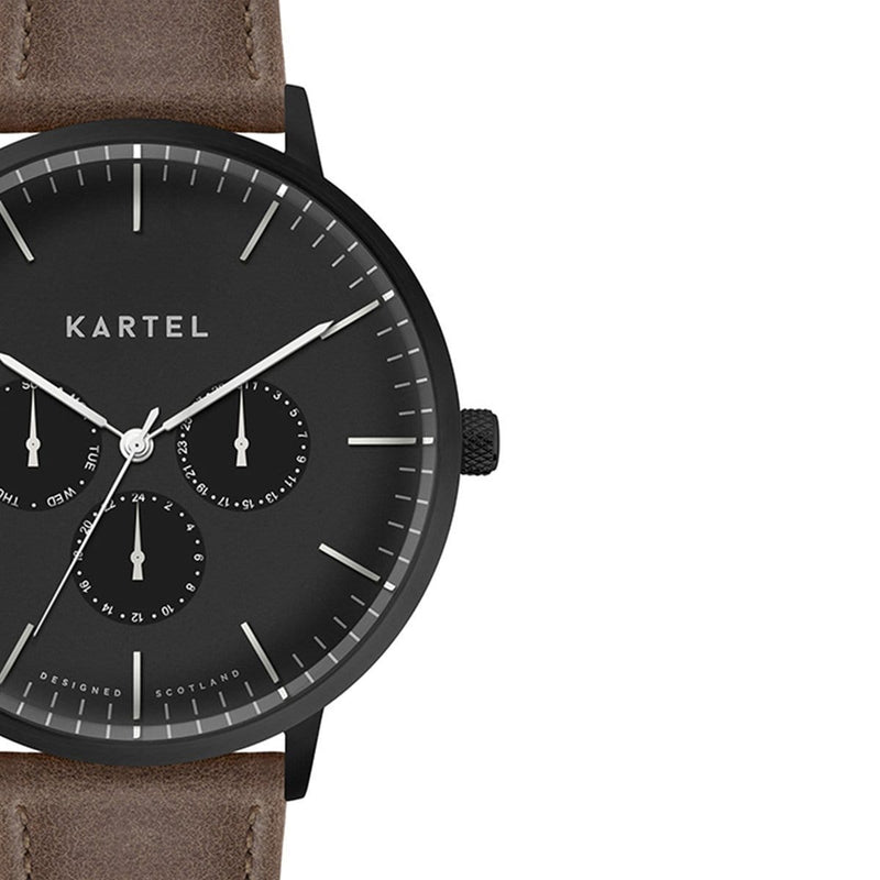 KT-Cuillin 43mm-BUB Watch - Kartel Scotland