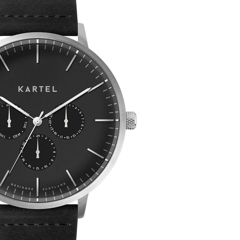 KT-Cuillin 43mm-SBB Watch - Kartel Scotland