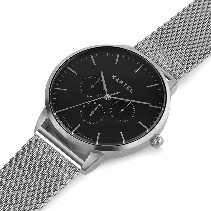 KT-Cuillin 43mm-SBMESH Watch - Kartel Scotland