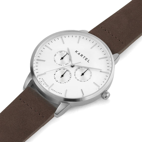 KT-Cuillin 43mm-SWDB Watch - Kartel Scotland