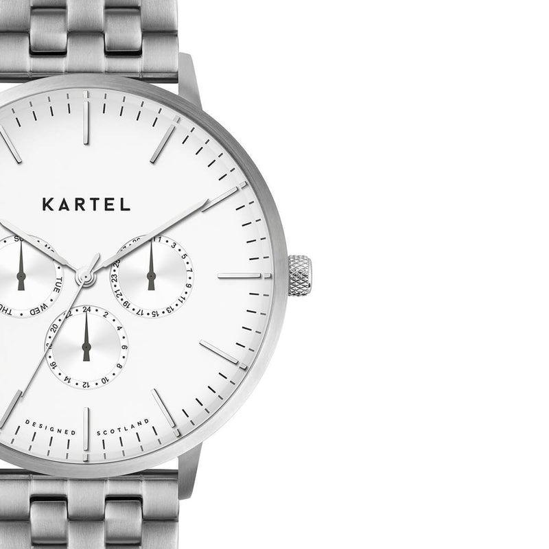 KT-Cuillin 43mm-SWM Watch - Kartel Scotland