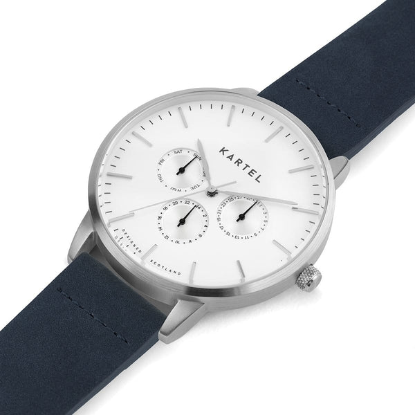 KT-Cuillin 43mm-SWFN Watch - Kartel Scotland