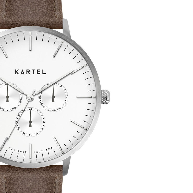 KT-Cuillin 43mm-SWUB Watch - Kartel Scotland