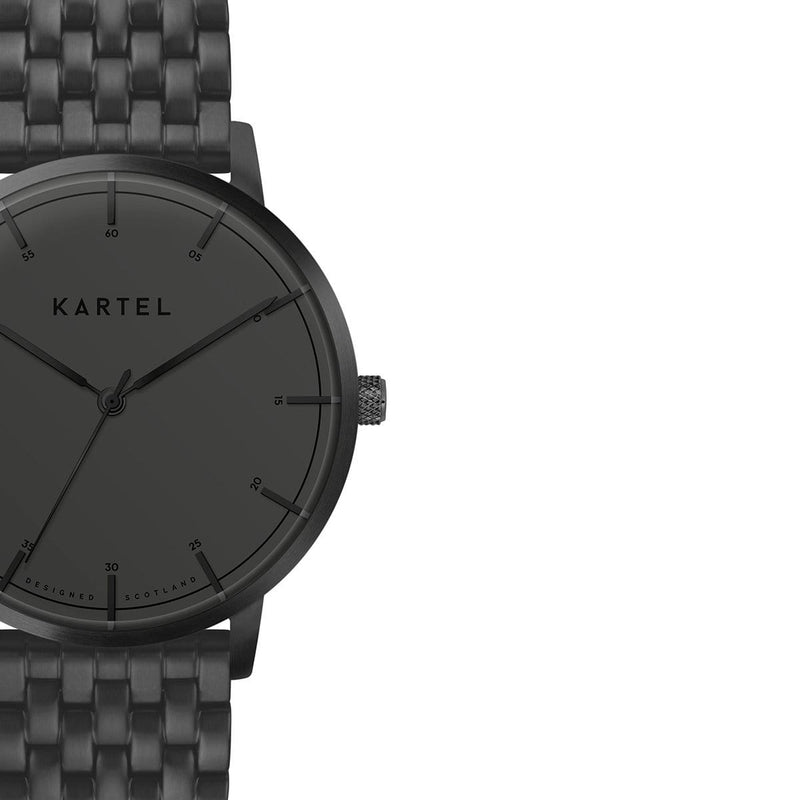 KT-Isla 34mm-GBGM Watch - Kartel Scotland