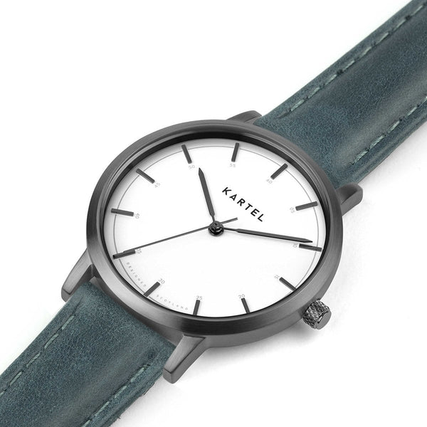 KT-Isla 34mm-GMN Watch - Kartel Scotland