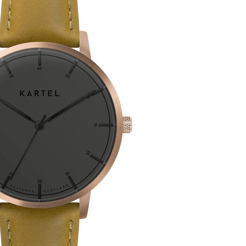 KT-Isla 34mm-RGBM Watch - Kartel Scotland