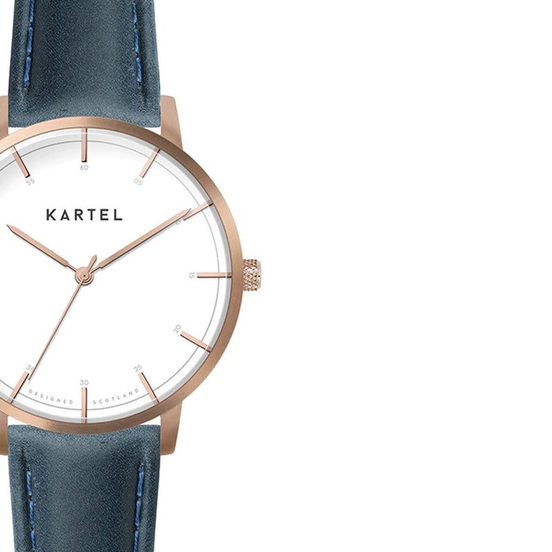 KT-Isla 34mm-RGWN Watch - Kartel Scotland