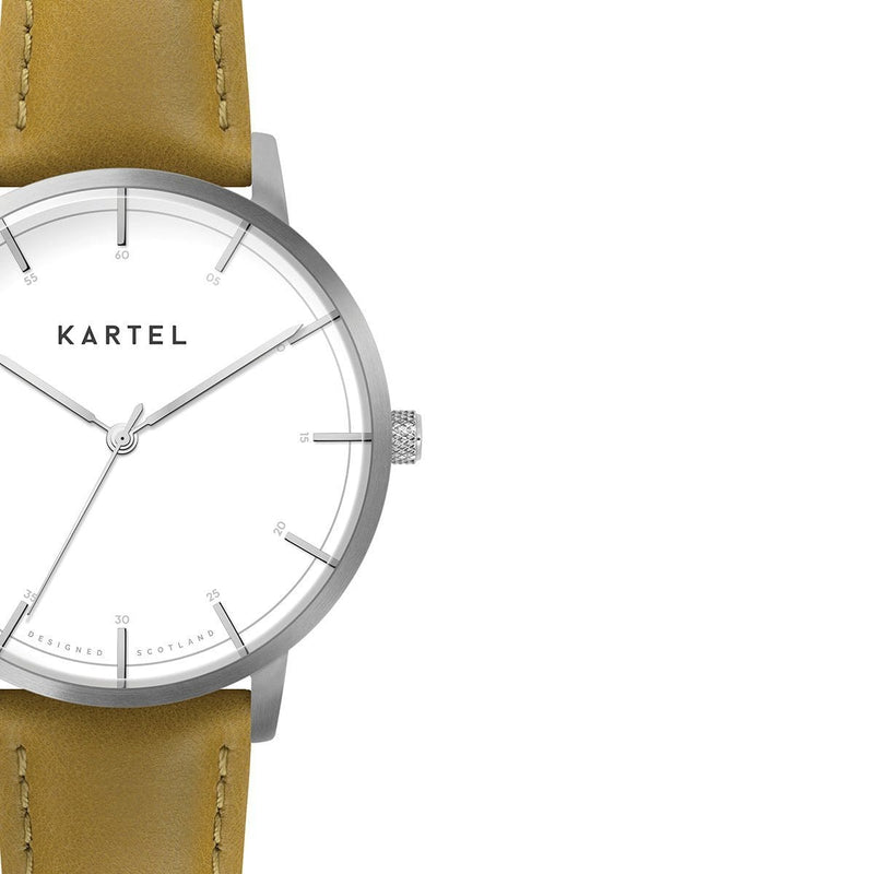 KT-Isla 34mm-SWM Watch - Kartel Scotland