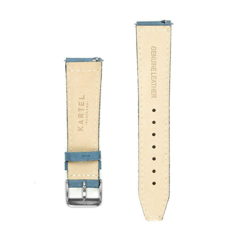 Fountainbridge Merino Wool Watch Strap - 20mm Width Watch Strap - Kartel Scotland