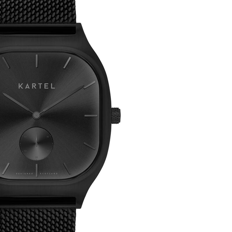 KT-Sinclair 40mm-SINB Watch - Kartel Scotland