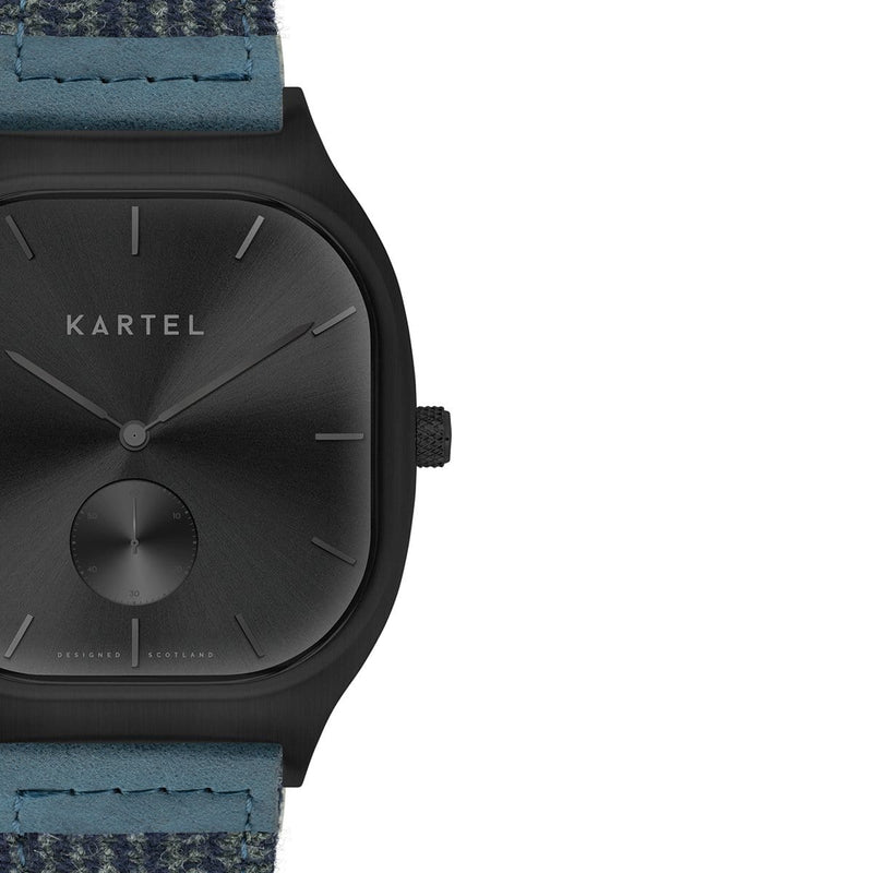 KT-Sinclair 40mm-BBFB Watch - Kartel Scotland