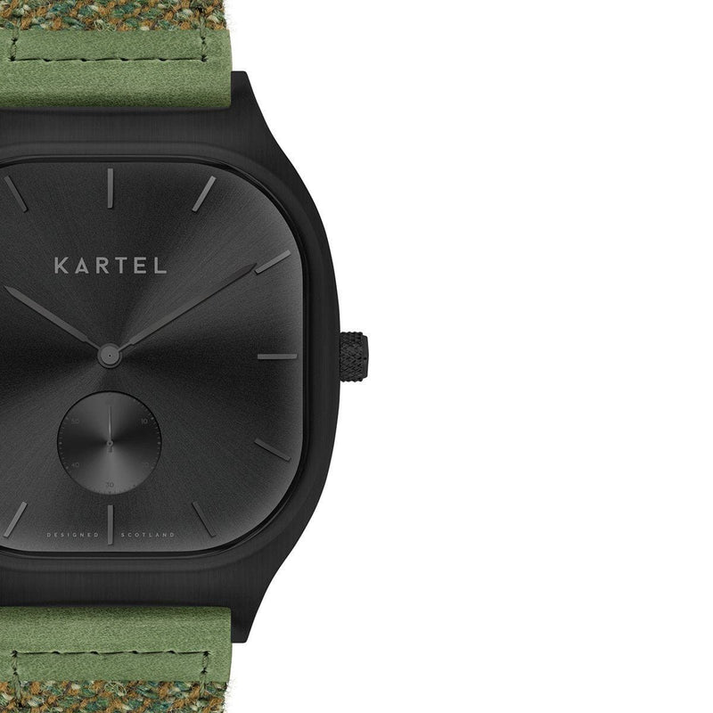KT-Sinclair 40mm-BBGST Watch - Kartel Scotland