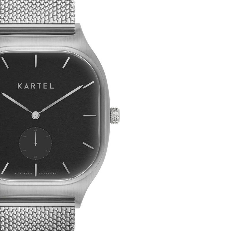 KT-Sinclair 40mm-SBMESH Watch - Kartel Scotland