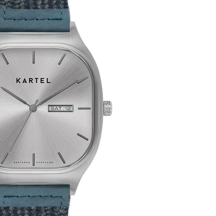 KT-SINCLAIR 42mm-SSFB Watch - Kartel Scotland