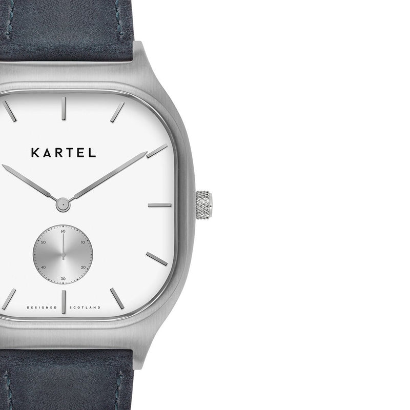 KT-Sinclair 40mm-SWNS Watch - Kartel Scotland