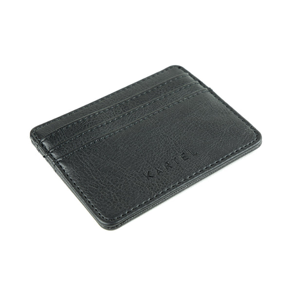 Credit Card Holder Wallet - Black