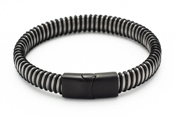 Reflex Wire Twist -  Mens Bracelet