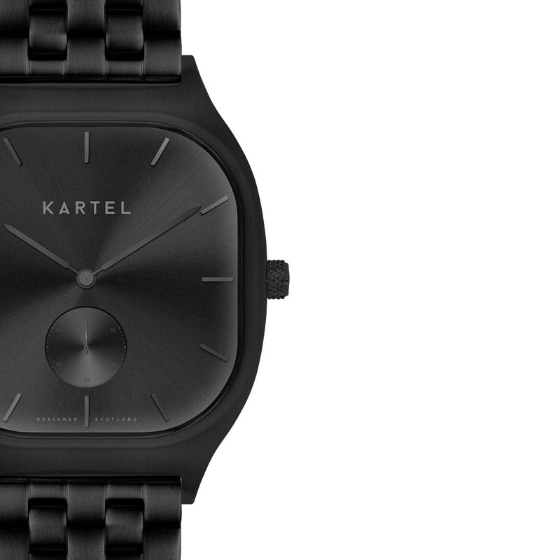 KT-Sinclair 40mm-BBBM Watch - Kartel Scotland