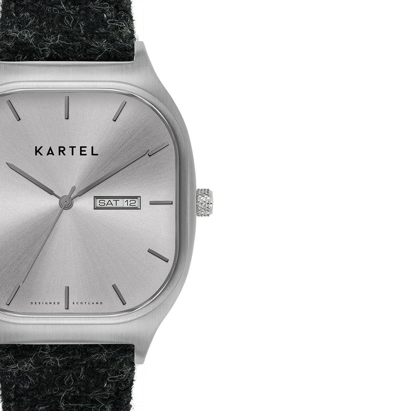 KT-Sinclair 40mm-SSCT Watch - Kartel Scotland