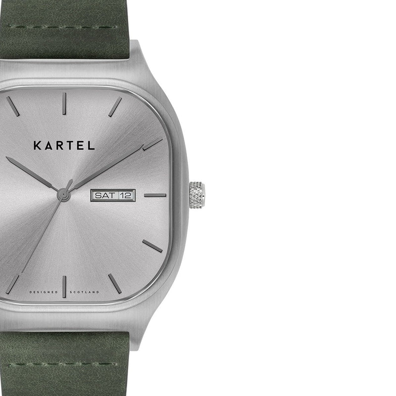 KT-Sinclair 40mm-SSO Watch - Kartel Scotland